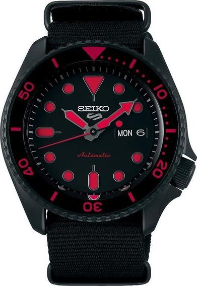 Reloj Seiko 5 Sports Srpd83k1 Caballero