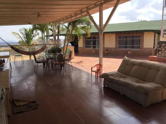 Casa En Venta El Manzano Lara 19-8154 Mz