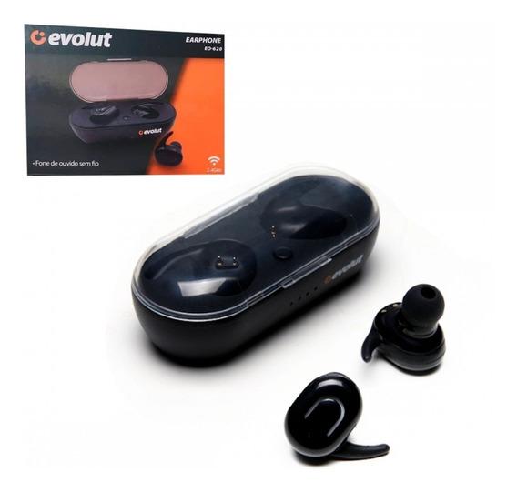 Fone De Ouvido Bluetooth 5.0 Sem Fio iPhone Android Tv Eo620