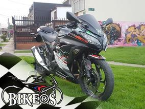 Ninja 300 2014, Recibo Tu Moto, @bikers!!