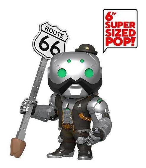 """Funko Pop Juegos Overwatch 6/"""" Orisa OR-15 Piel"""