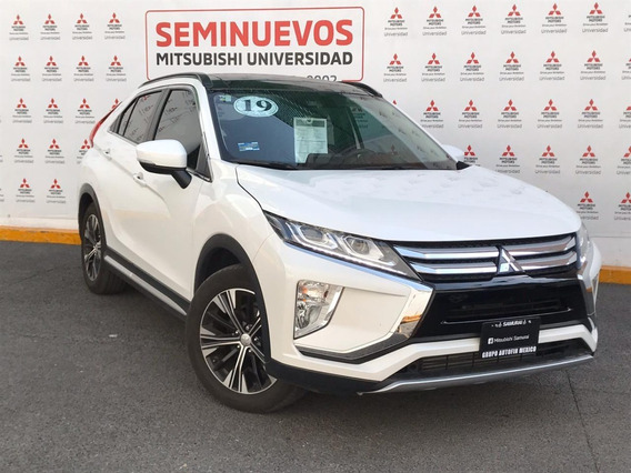 Mitsubishi Eclipse Cross Limited 2019, Llevatela A Crédito!