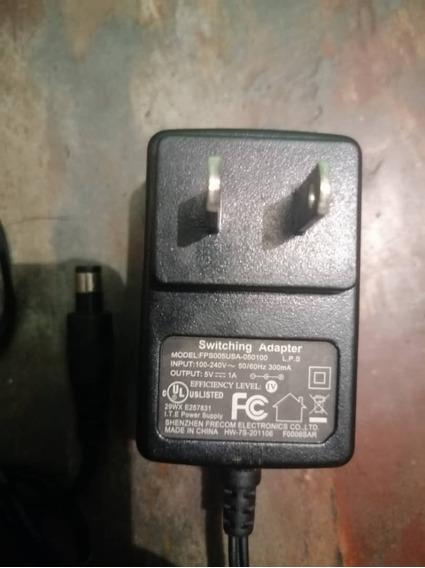 Adaptador Switching, Cargador, Regulador Output 5v-1a