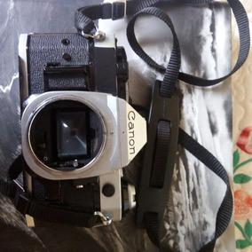 Camera Canon Ae1 Program Lente 35 70mm