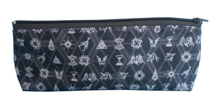 Cartuchera Triangular De Exo Colegio K-pop