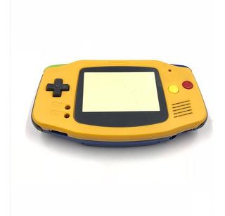 Carcasa Completa Edicion Pikachu Gba Gameboy Pokemon Center