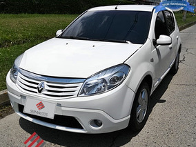 Renault Sandero Dynamique Mt 1.6 2012 Dft176