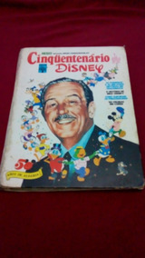 Livro Cinquentenário Disney
