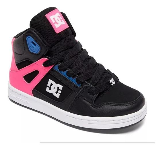 Tenis Dc Shoes Rebound Se Mul