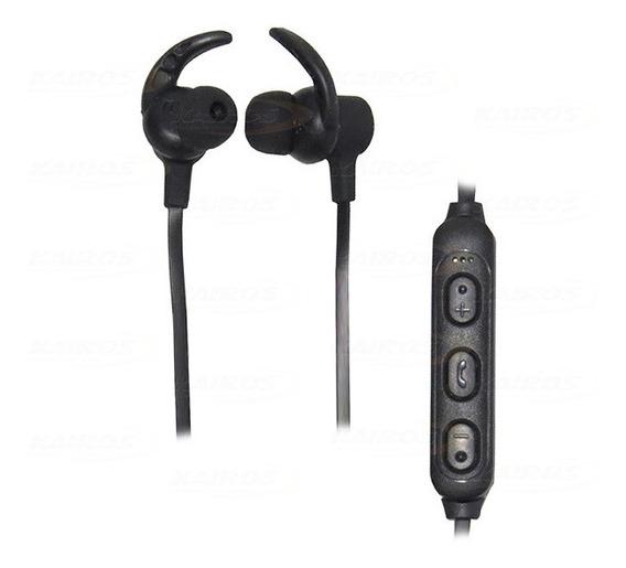 Fone De Ouvido Bluetooth Shinka Nw-14 + Cartão Micro Sd 4gb