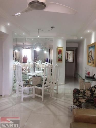 Imagem 1 de 12 de Excelente Apartamento - Lazer Completo - St14797