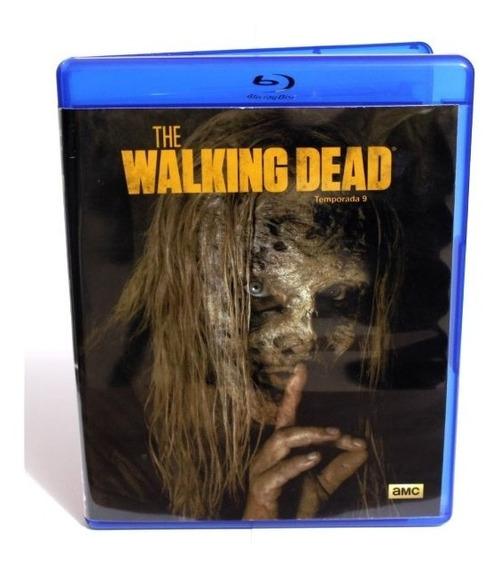 Blu-ray Da Série The Walking Dead - 9ª Temporada - Legendado