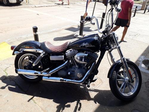 Imagem 1 de 6 de Harley Davidson Dyna Super Glide Fxd