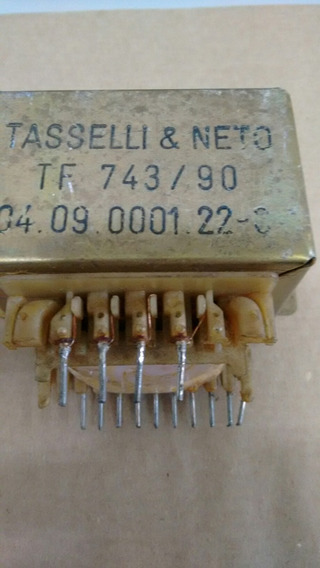 Tranformador De Força Gradiente Tf 743/90 04.09.0001.22.