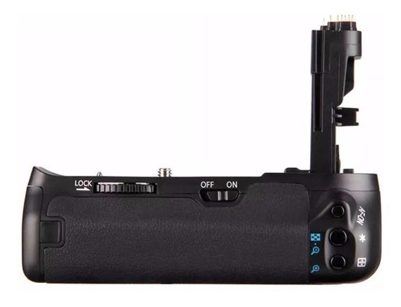 Battery Grip Para Canon 70d 80d Grip Pronta Entrega
