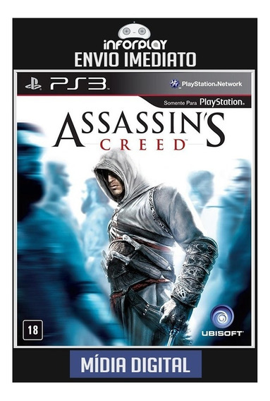 Assasssins Creed I 1 Ps3 Psn Envio Imediato