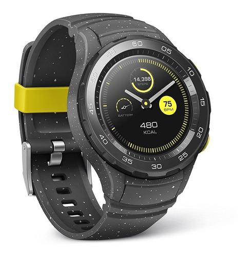 Huawei Smartwatch W2 Sport Grey, Edición Limitada