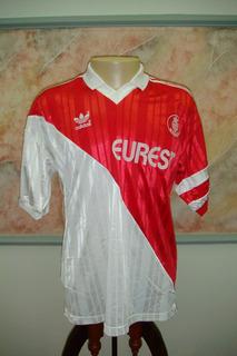 Camisa Futebol Monaco França Antiga adidas 622
