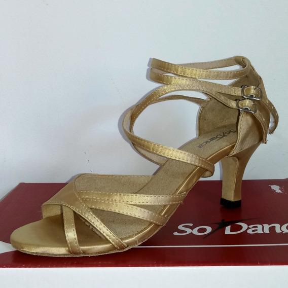 Sandália De Dança - Só Dança B60