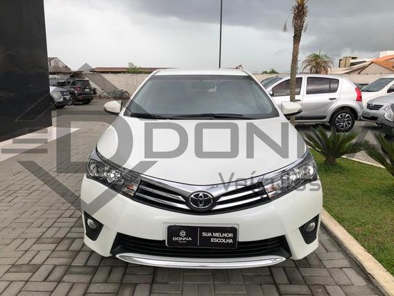 Toyota Corolla - 2015 / 2016 2.0 Xei 16v Flex 4p Automático