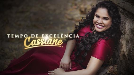 Cassiane - Cd Tempo De Excelencia + Playback