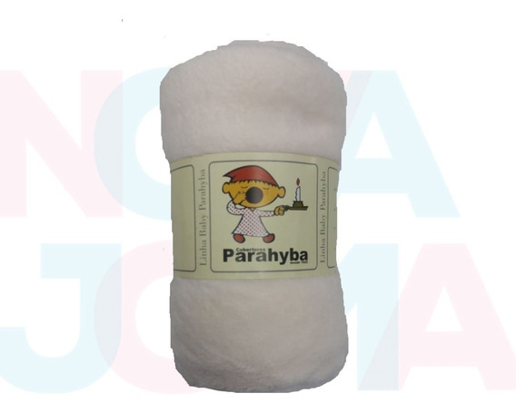 Cobertor Microfibra Bebê - Parahyba