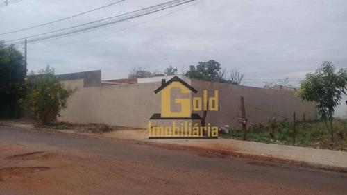 Imagem 1 de 2 de Terreno À Venda, 160 M² Por R$ 90.000,00 - Jardim Pedra Branca - Ribeirão Preto/sp - Te0161