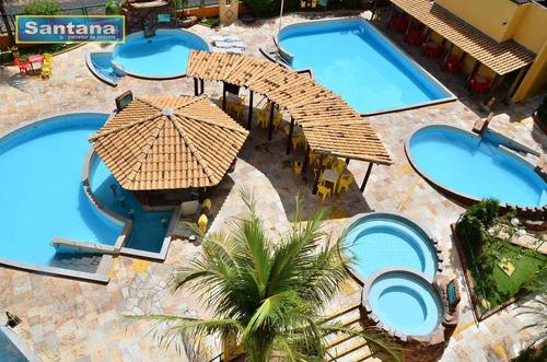 Imagem 1 de 22 de Apartamento Com 1 Dormitório À Venda, 25 M² Por R$ 65.000,00 - Do Turista - Caldas Novas/go - Ap0818