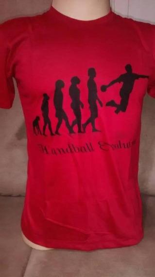 Camiseta Handball Evolution Red