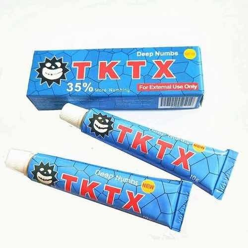Crema Anestésica Tktx