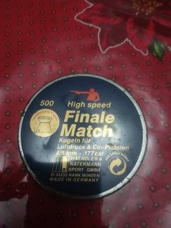 Balines Finale Match