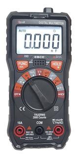 Tester Multimetro Autorrango Digital Gmf-39d Gralf