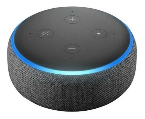 Amazon Echo Dot 3 Parlante Inteligente Alexa Español