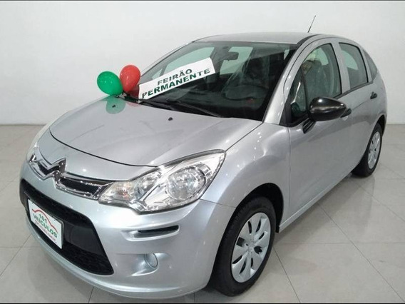 Citroën C3 Hatch Origine 1.5 8v (flex) Mec 4p 1.5