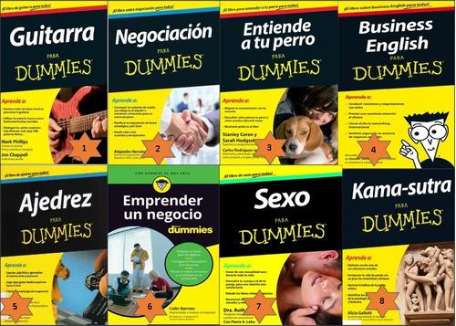 Dummis Libros Completos Promoción Paga Solo 1 Usd Por C/u