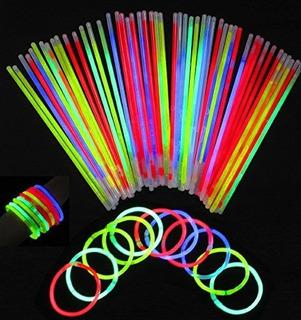 Vivii Glowsticks, 100 Juguetes De Iluminación
