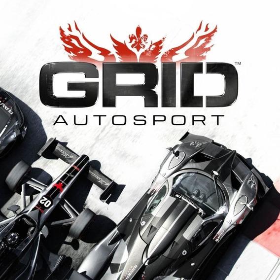 Grid Autosport (steam Key) + 2 Dlcs