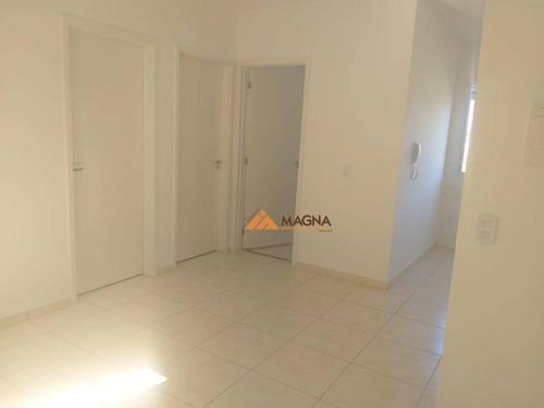 Imagem 1 de 21 de Apartamento Para Alugar, 43 M² Por R$ 850,00/mês - Valentina Figueiredo - Ribeirão Preto/sp - Ap4553