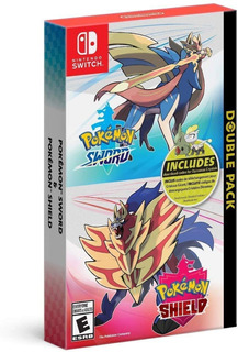Pokémon Sword And Pokémon Shield Double Pack - Switch