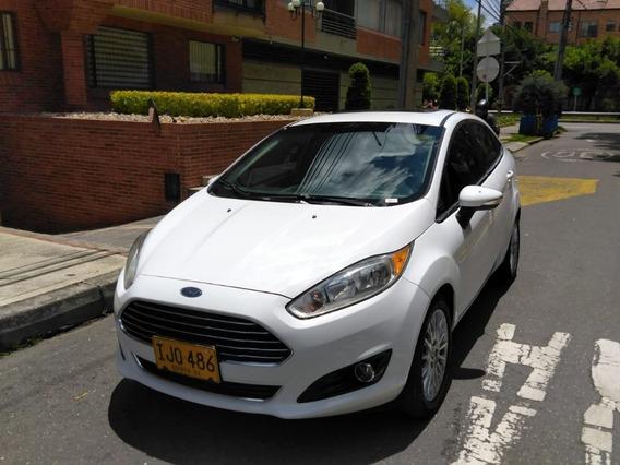 Ford Fiesta Titanium Sport Back