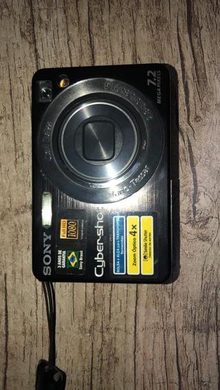 Câmera E Filmadora Cyber-shot Sony