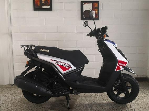 Yamaha Bws 2 Modelo 2015, Única Dueña, Papeles Nuevos.