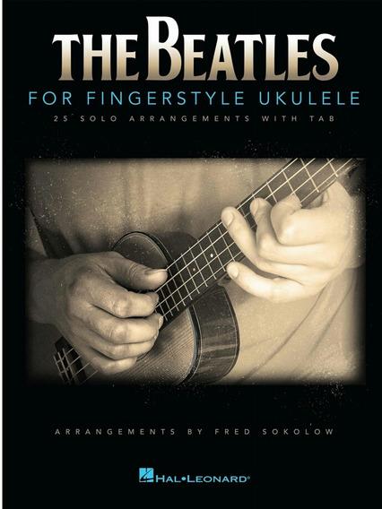 Partitura Y Tablatura - Beatles For Fingerstyle Ukelele