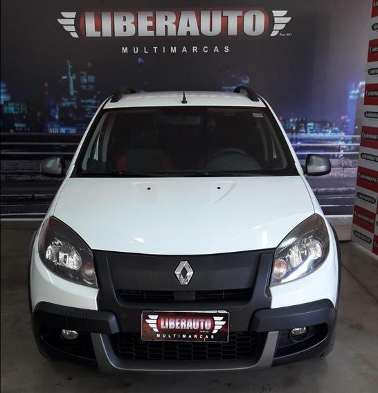 Renault Sandero Stepway 1.6 8v 2013 Oportunidade Unica