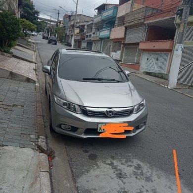 Honda Civic 2.0 Exr Flex Aut. 4p 2014 Ipva 2020 Quitado