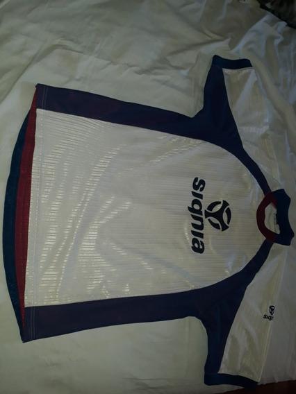 Camiseta Antigua Entrenamiento Ca San Lorenzo Sgnia Xl