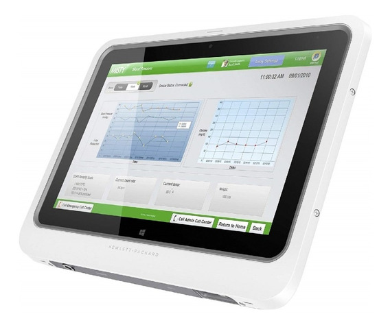 Pc Tablet Hp + Barcod Scanner