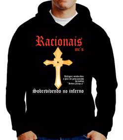 Moletom Racionais Mc´s Ref:397
