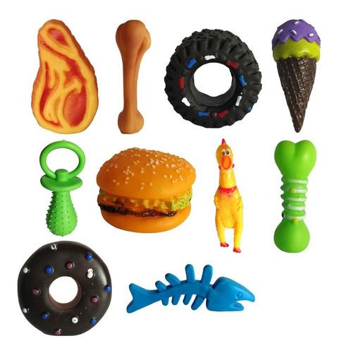 Brinquedos Para Cachorros Pet Kit 5und Últimas Peças