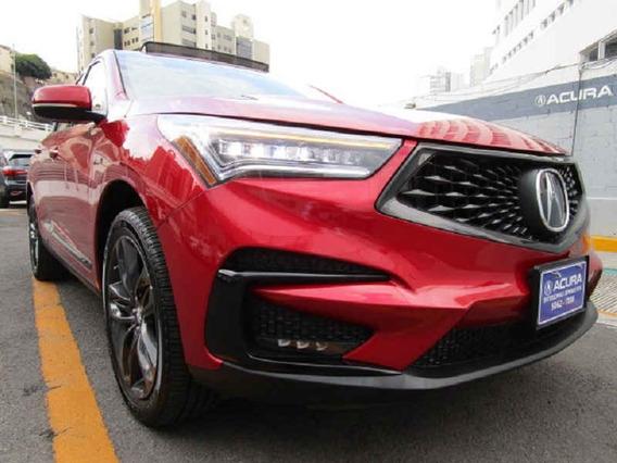 Acura Rdx 2019 5p A Spech L4/2.0/t Aut